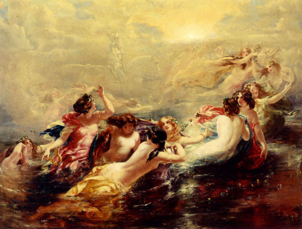 William Edward Frost: Sirens And The Night